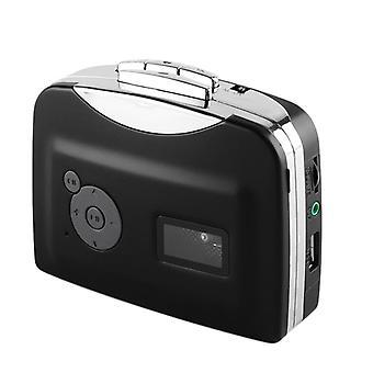 شريط كاسيت لاعب إلى USB فلاش محرك MP3 تنسيق- التقاط محول Walkman