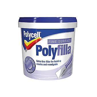 Polycell Fine Surface Filler Tub 500g PLCFSF500GS