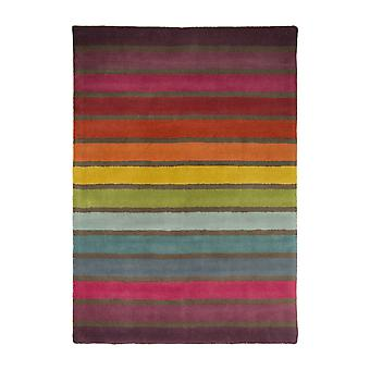 Illusion Candy Rug - Rectangulaire - Multicolore