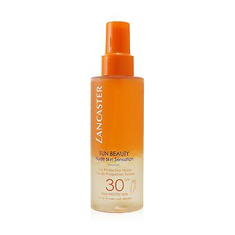 Auringon kauneus alaston iho tunne aurinko suojaava vesi spf30 254942 150ml / 5oz