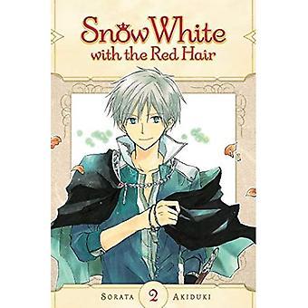 Lumikki punaisilla hiuksilla, vol. 2 (lumivalkoinen punaisilla hiuksilla)