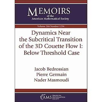 ديناميات بالقرب من الانتقال دون الحرجة من تدفق 3D كوويت الأول من قبل بدروسيان ويعقوبجيرماين & PierreMamoudi & نادر