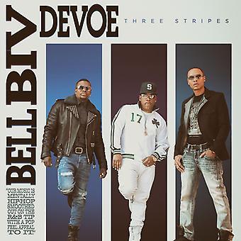 Tres franjas [CD] los E.e.u.u. de Bell Biv Devoe - importación