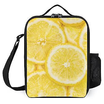 Juicy Lemons  Printed Lunch Bags