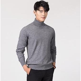 Autumn/winter Clothes Classic Knitwear Robe Pull Homme Pullover Men Sweaters
