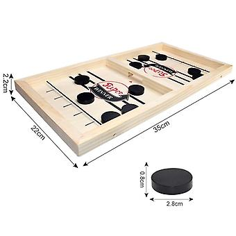 Table Hockey Game Family Board Catapult Chess Parent-child Interactive Toy Fast