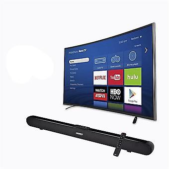 Bluetooth  Wired Sound Bar And Tv Speaker With Coaxial/optical/usb/remote