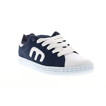 Etnies Calli Cut  Mens White Blue Skate Inspired Sneakers Shoes
