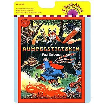 Rumpelstiltskin Book  CD by Paul Galdone & Galdone