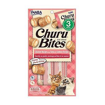 Churu Bites for katte tun opskrift med laks 3packs