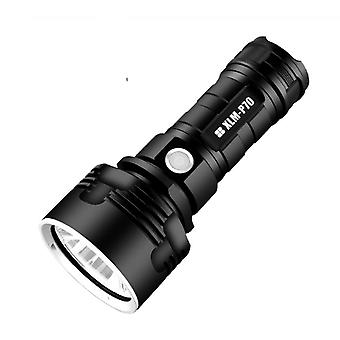 Rechargeable Super Powerful 5000mah Led Flashlight With Waterproof