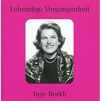 Beethoven/Verdi/Strauss - Legendary Voices: Inge Borkh [CD] USA import