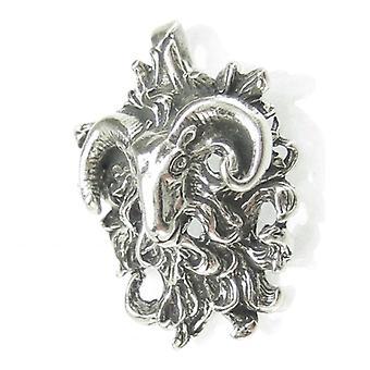 Ciondolo in argento Ram Sterling .925 X 1 Ariete Rams Zodiac Pendenti - 1650