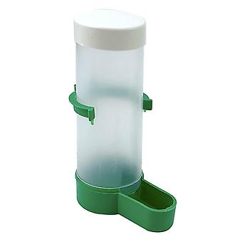 Bird Water Alimentatore/bere automatico, Fontana Pet Parrot Cage Bottle / Tazza /