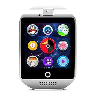 Smart Watch With Camera, Bluetooth, Sim Tf Card Slot, Fitness Activity Tracker,
