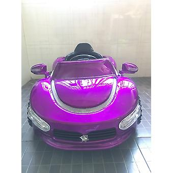 Maserati Electric Car, Ride On With Remote Controller And Blue Headlight