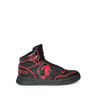 Bikkembergs - Schuhe - Sneakers - SIGGER_B4BKM0103_001 - Herren - black,red - EU 46