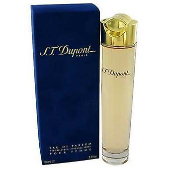 St Dupont By St Dupont Eau De Parfum Spray (tester) 3.3 Oz (women) V728-552432