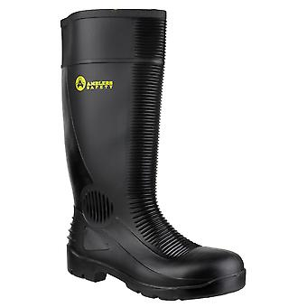 Amblers fs100 construction safety wellingtons womens