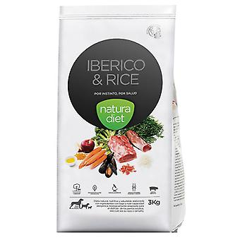 Natura Diet Iberico And Rice For Dogs (Dogs , Dog Food , Dry Food)