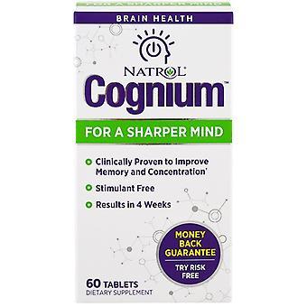 Natrol Cognium 60 Tablets
