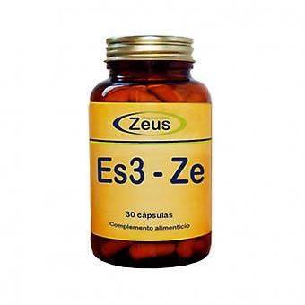 Suplementos Zeus Es-3- Ze 30 Capsules