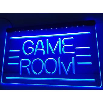 Lb338- Game Room Displays Tv Led Neon Light Sign