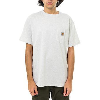 T-shirt homme carhartt wip s/s pocket t-shirt i022091.482