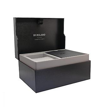 Klocka D1 Milano KRONOGRAF Kvarts - Silver ratten - 41,5 mm - CHBJ02
