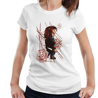Chucky Ade Due Damballa Dames T-Shirt