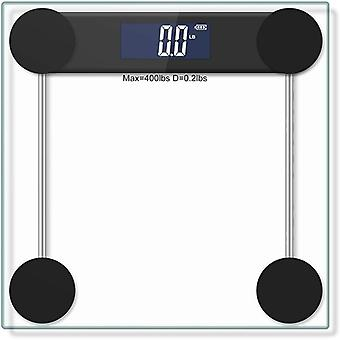 Body Weight Scale with Large Backlit Display
