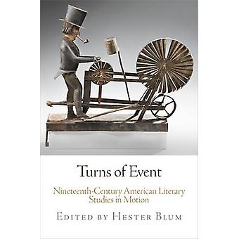 Turns of Event by Hester Blum