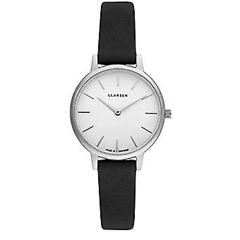 LLARSEN Analogueic Watch Quartz Woman with Leather Strap 146SWS3-SCOAL12