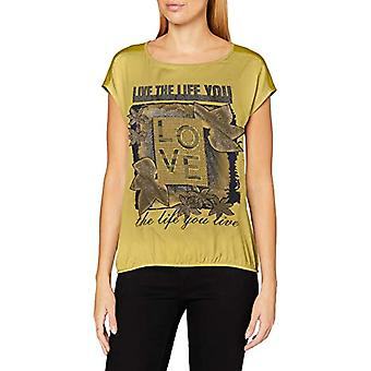 Betty Barclay 2309/1641 T-Shirt, Golden Olive, 46 Woman