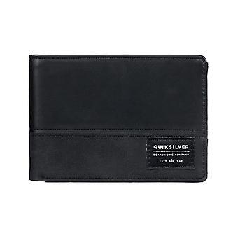 Quiksilver Nativecountry II Faux läder plånbok i svart