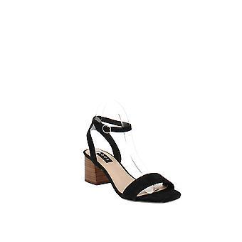 Aqua | Carly Suede High-Heel Sandals