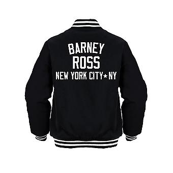 Barney ross boxing legend jacket