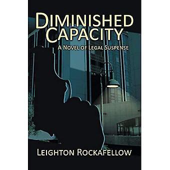 Diminished Capacity: A Novel of Legal Suspense