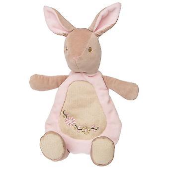 Taggies Itsy Glitzy Bunny Lovey