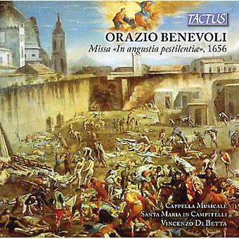 Benevoli - Missa [CD] USA import