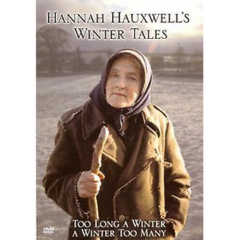Hannah Hauxwells Winter Tales DVD (2006) Hannah Hauxwell cert E Region 2