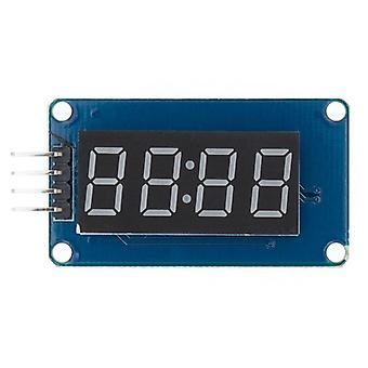 4 Bits Digital Led Display Module For  7 Segment 0.36inch Clock  Driver Board