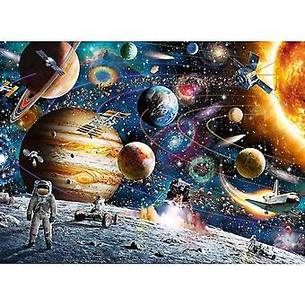 Sapce Planets 1000 Pieces Puzzles