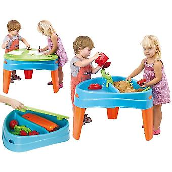 - Mesa Play Island Table, Farbig (Famosa 800010238)