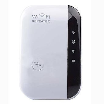 Trådlös WiFi Signal Extender Range Booster Internet Network Förstärkare Repeater
