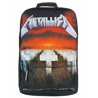 Rock Sax Mästare av dockor Metallica Ryggsäck