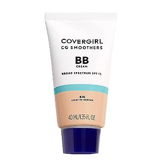 Covergirl smoothers bb cream with spf 21, fair to light 805, 1.35 oz