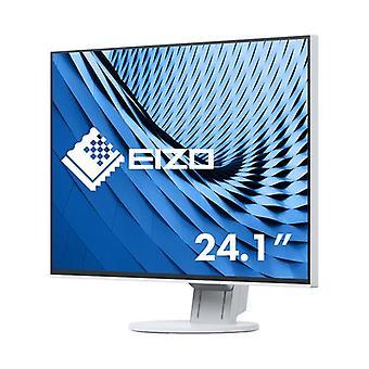 """EIZO FlexScan EV2456-WT, 61,2 cm (24.1""""), 1920 x 1200 pixlar, WUXGA, LCD, 5 ms, Vit"""