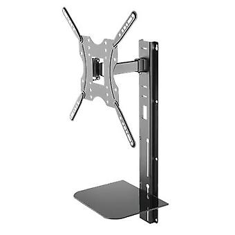 """Logilink BP0048 TV wall mount, 32""""-55"""", with support shelf"""