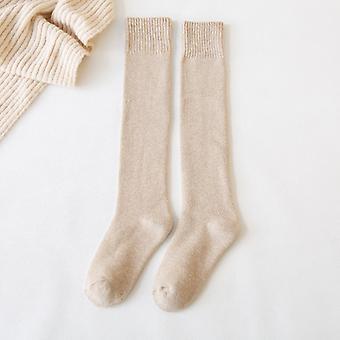 Zimné zahustené ponožky pre dospelých